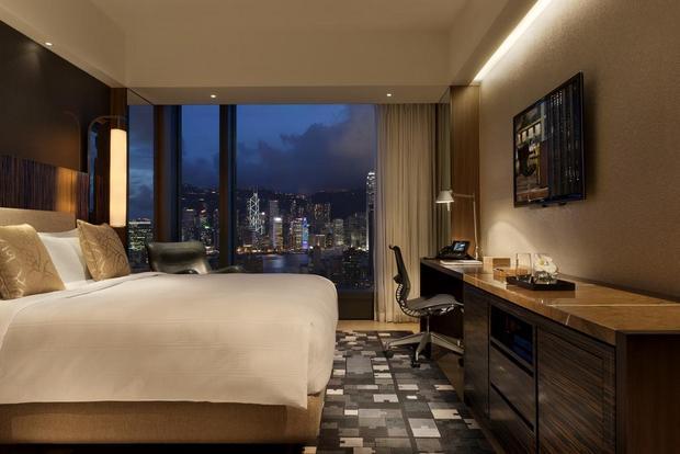 افضل فندق في هونج كونج
