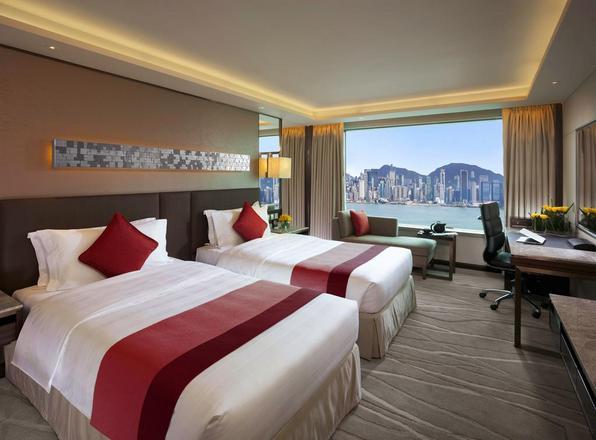 افضل فنادق هونج كونج من حيث الموقع