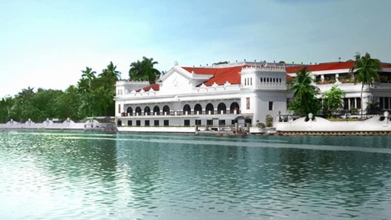 قصر مالاكانانج من اجمل اماكن السياحة في مانيلا الفلبين