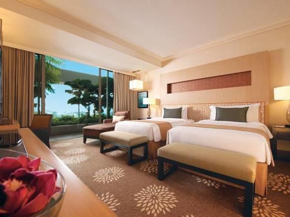 فندق السفينة في سنغافورة