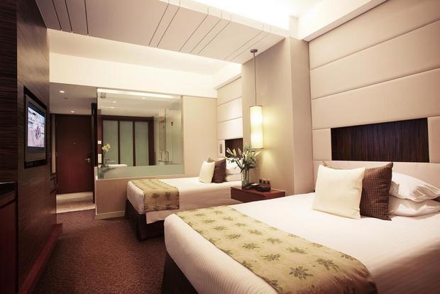 يُوفّر فندق بارك رويال كوالالمبور الغُرف والأجنحة العائلية.