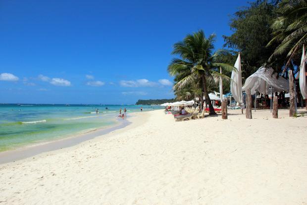 اجمل جزر الفلبين - جزيرة بوراكاي