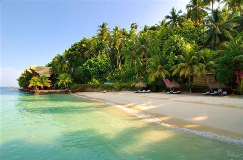 الاماكن السياحية في الفلبين - مدينة دافاو جزيرة سمال