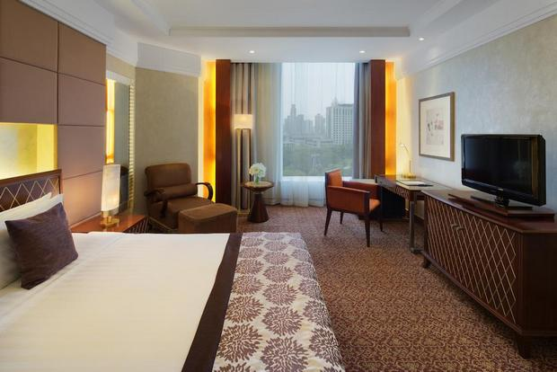 فنادق في شنغهاي