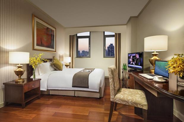 الفنادق في شنغهاي