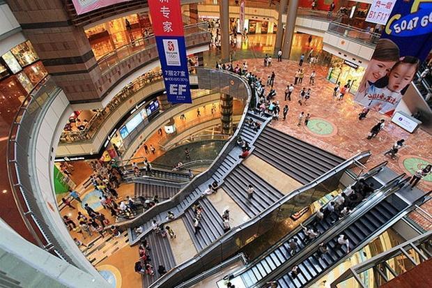 التسوق في شنغهاي