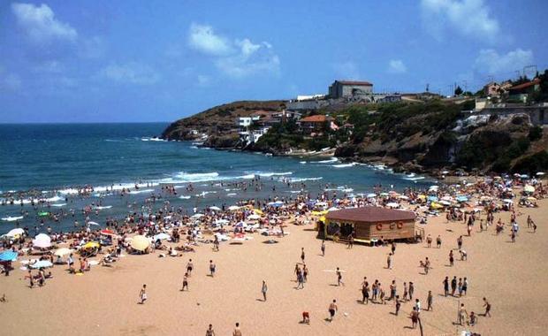 شاطئ شيلا تركيا