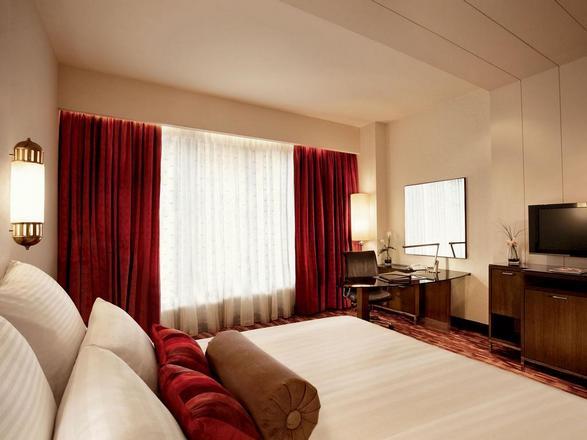 يوفّر فندق وسبا صن واي ريزورت سيلانجور عدد مُتنوّع من الغُرف والأجنحة.