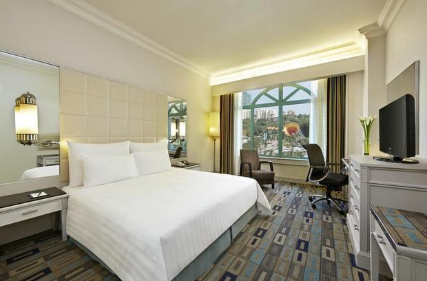 يتضمن فندق وسبا صن واي ريزورت فيلا بمسبح خاص.