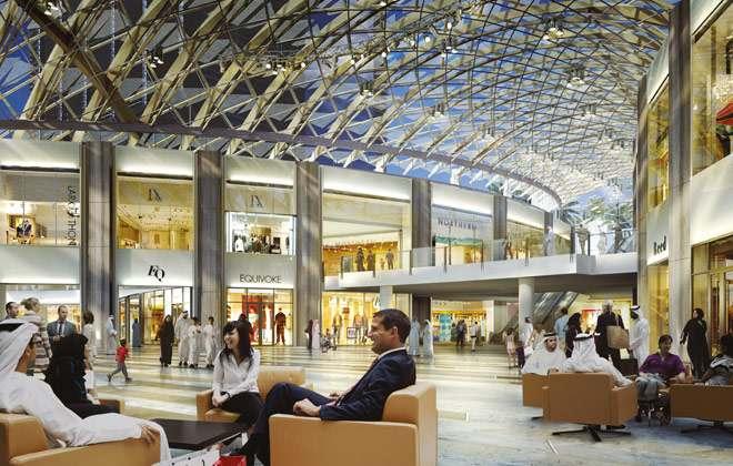 مولات ابوظبي ، احدى اهم وجهات السياحة في ابوظبي الامارات