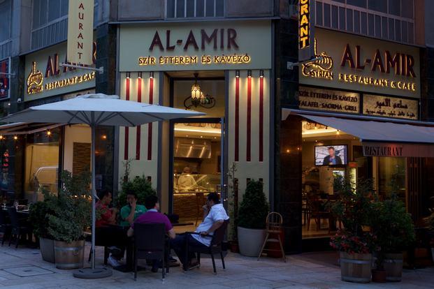 مطاعم عربية في بودابست