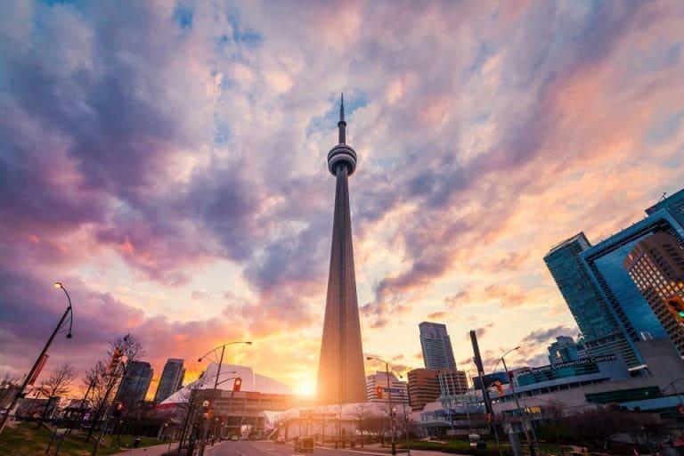 برج سي ان تورنتو