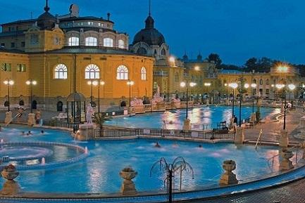 سيتي بارك من اجمل اماكن السياحة في المجر بودابست