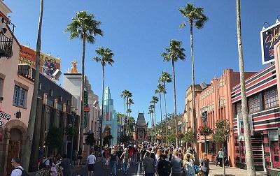 استوديوهات ديزني هوليوود من افضل اماكن السياحة في اورلاندو امريكا
