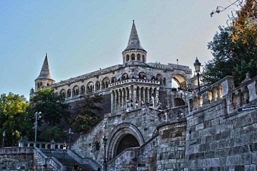 حصن فيشرمان بودابست المجر