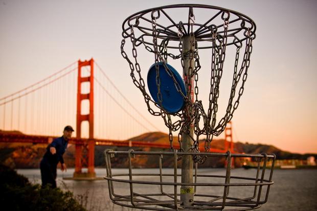 حديقة البوابة الذهبية من اجمل اماكن السياحة في سان فرانسيسكو