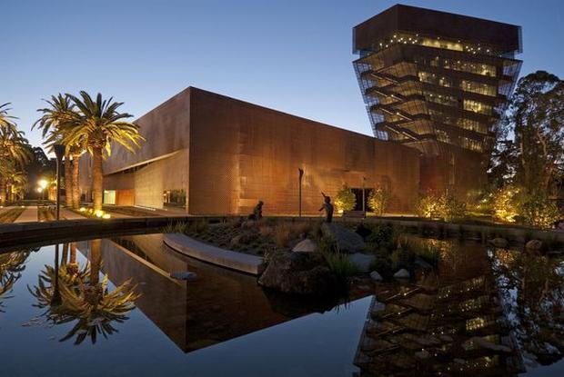 حديقة البوابة الذهبية من اجمل اماكن السياحة في امريكا سان فرانسيسكو