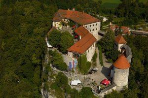 قلعة بليد في سلوفينيا
