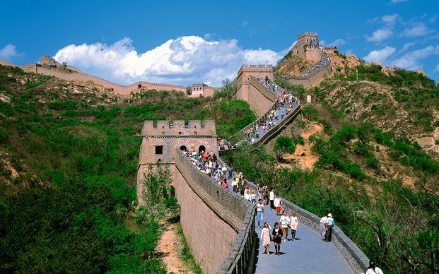 سور الصين العظيم من افضل اماكن السياحة في بكين