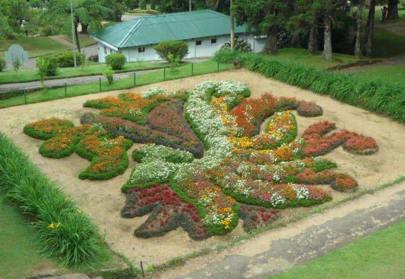 حديقة هاكغالا النباتية نوراليا