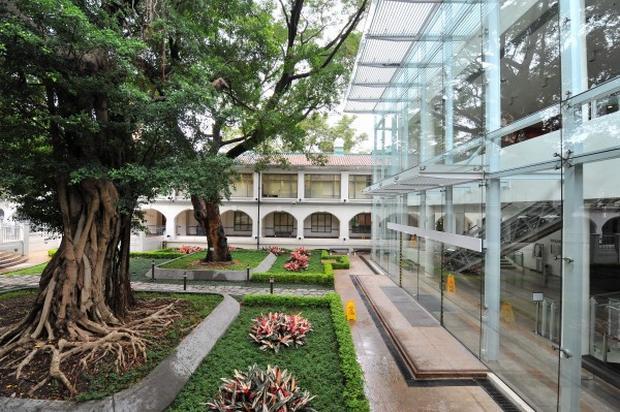 حديقة كولون من اجمل حدائق هونغ كونغ الصين