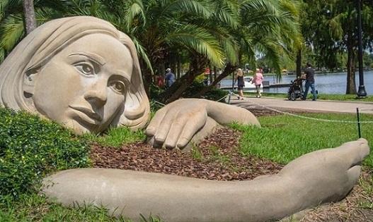 متنزه بحيرة إيولا من افضل الاماكن السياحية في اورلاندو