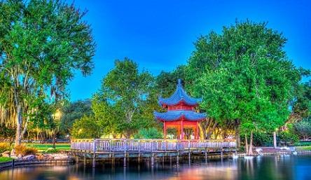 متنزه بحيرة إيولا اورلاندو