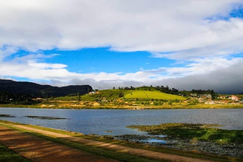 بحيرة جريجوري من افضل الاماكن السياحية في نوراليا