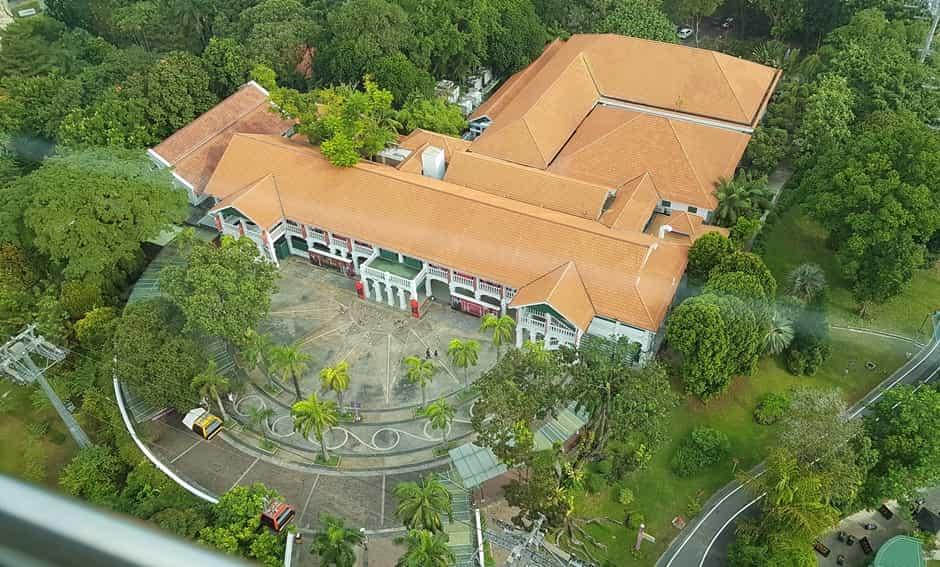 متحف الشمع في سنغافورة سنتوسا
