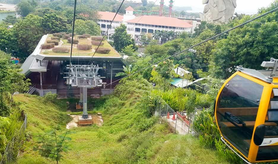 متحف مدام توسو بسنغافورة