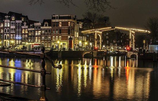 جسر ماجيري من اهم اماكن السياحة في مصر امستردام