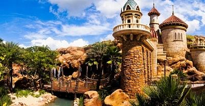 مملكة السحر اورلاندو من افضل اماكن السياحة في امريكا