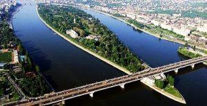 جزيرة مارغريت من اشهر اماكن السياحة في المجر بودابست