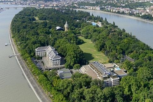 جزيرة مارغريت بودابست المجر