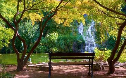 الحدائق اليابانية في جزيرة مارغريت من اجمل حدائق بودابست المجر