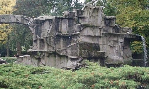 حديقة حيوانات ارتيس في هولندا امستردام