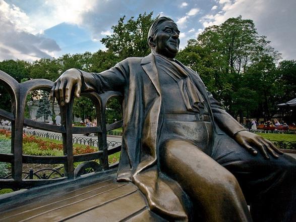 حديقة سيتي جاردن من افضل اماكن السياحة في اوديسا اوكرانيا