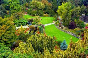 حديقة الملكة اليزابيث فانكوفر
