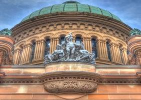 مبنى الملكة فيكتوريا في سيدني من اهم اماكن السياحة في استراليا