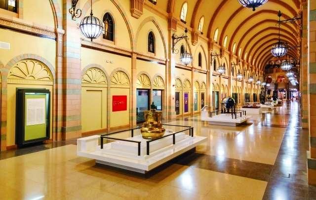 متحف الشارقة للحضارة الإسلامية من افضل اماكن سياحية في الشارقة
