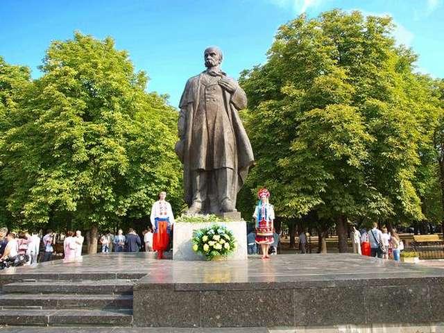 منتزه شيفشينكو اوديسا