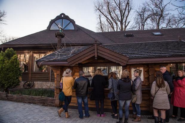 منتزه شفشينكو من اجمل الاماكن السياحية في اوديسا الاوكرانية