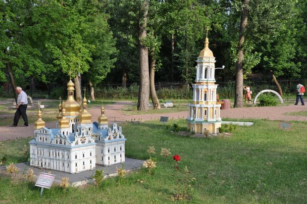 منتزه شيفشينكو في اوديسا
