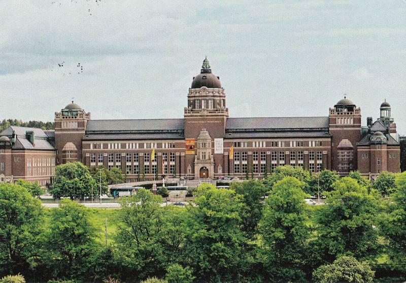 المتحف السويدي للتاريخ الطبيعي من اجمل اماكن السياحة في السويد