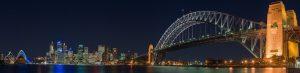 جسر ميناء سيدني من افضل اماكن السياحة في استراليا
