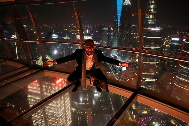 برج لؤلؤة الشرق من افضل اماكن السياحة في شنغهاي