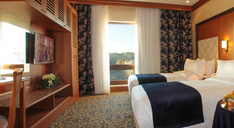 فندق الف ليلة وليلة من افضل فنادق عمان الأردن