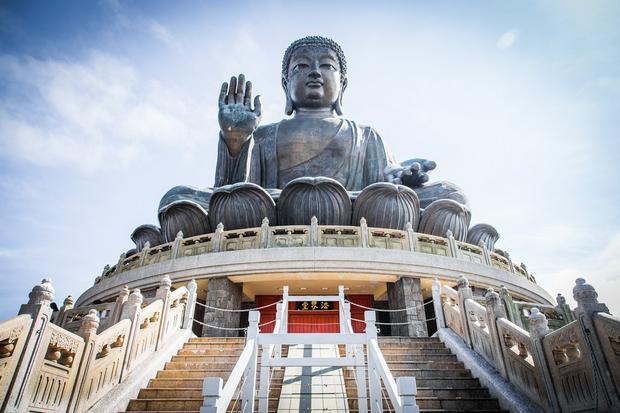 بودا الكبير من اجمل اماكن هونغ كونغ سياحة