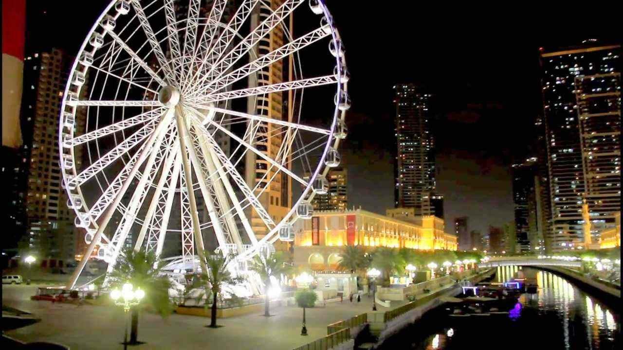 القصباء الشارقة من اهم الاماكن السياحية في الشارقة الامارات