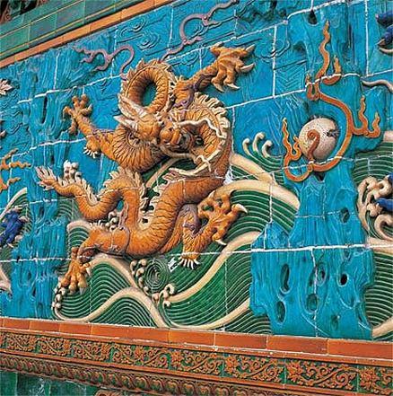 حديقة بيهاي من اجمل اماكن السياحة في بكين الصينية